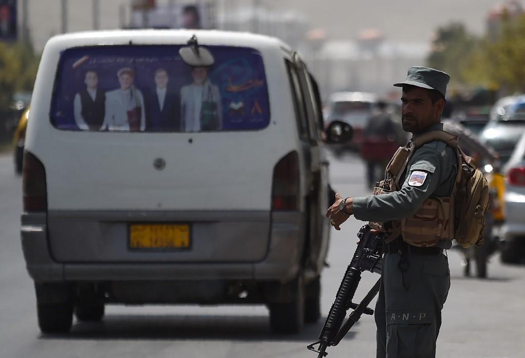WAKIL KOHSAR / AFP