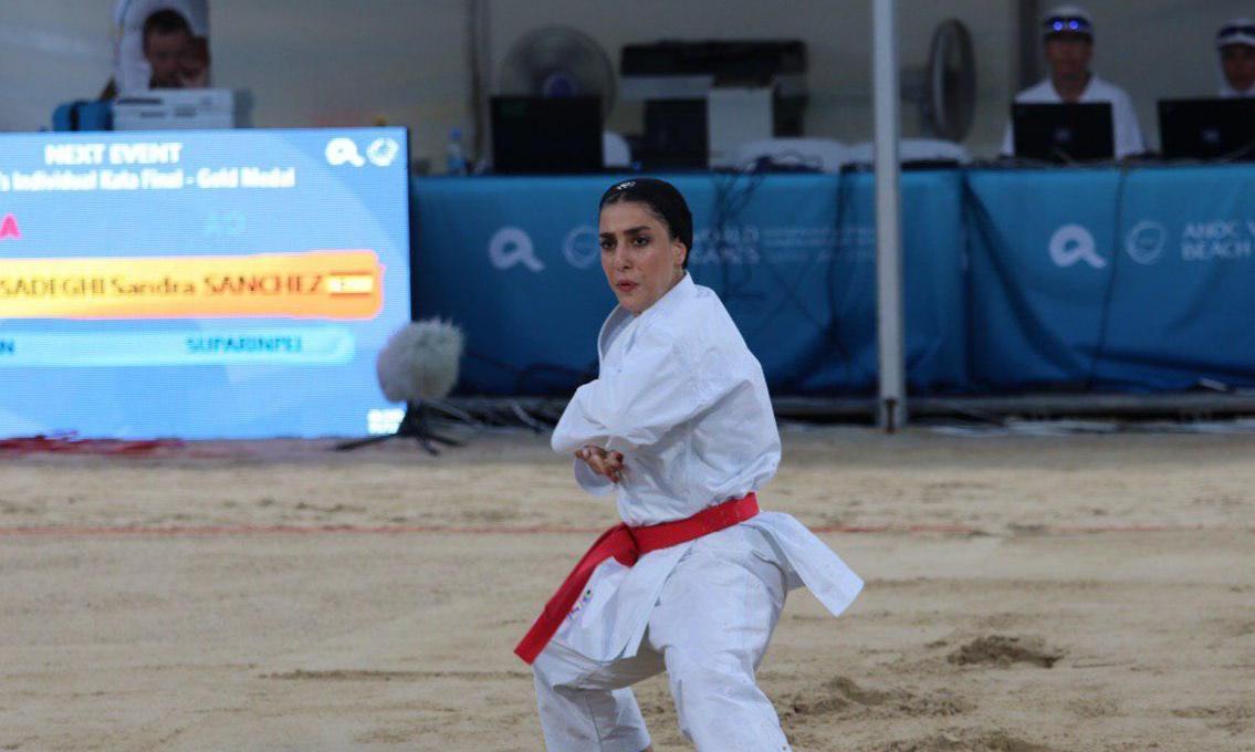 سایت فدراسیون کاراته ایران