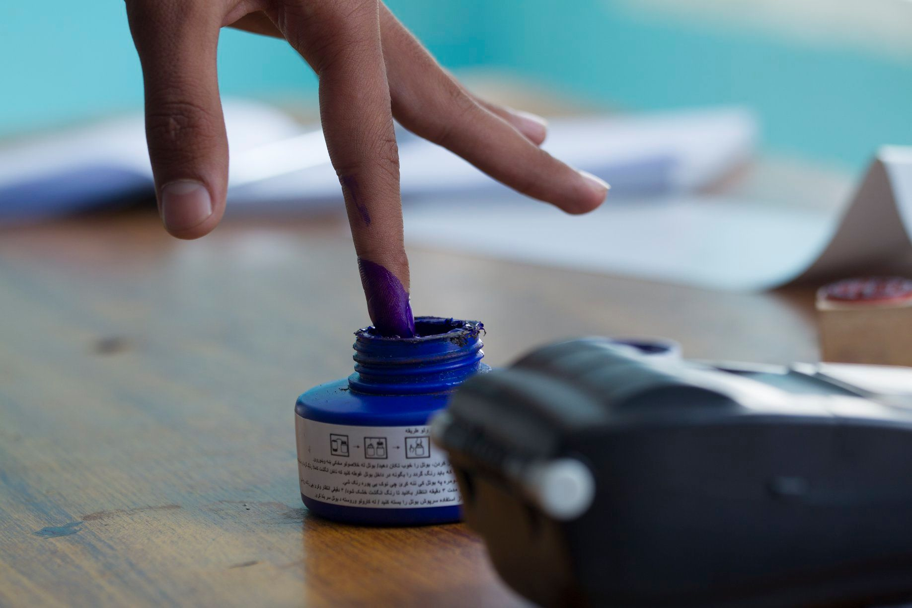 کمیسیون مستقل انتخابات/فیسبوک